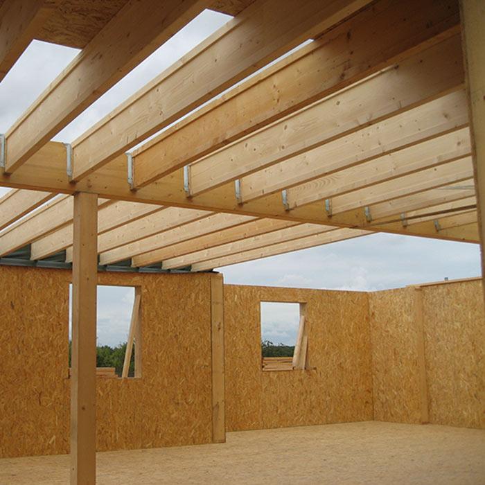 BatirWood est une entreprise de construction bois qui réalise vos projets en choisissant le matériau naturel et écologique Lamibois.